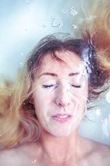 Splash (rudiwilsonphotos) Tags: qqqqq qqqq qqq qq q artistic splash 3 2 h g f e d c b gausian submerged woman girl eos canoneos 750d canon abstract art water