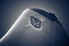 Boeing KB-50J Superfortress Aerial Tanker Tail Insiginia (Serendigity) Tags: aerialtanker arizona boeing kb50j pima pimaairspacemuseum superfortress tucson usa usaf unitedstates aircraft aviation desert insignia museum outdoors rudder tail unitedstatesofamerica