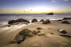 Atardecer Bolonia Horizontal (Fotografía de Jesús Ávila) Tags: atardecer sunset playa cadiz andalucia nikon bolonia