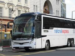 National Express SH251 (Teek the bus enthusiast) Tags: victoria putney bridge route 36 507 london buses go ahead abellio metroline tower transit national express
