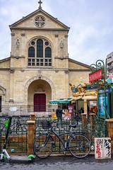 Église Notre Dame de Clignancourt, Paris (maduzooma) Tags: 2019 année eglise france monument paris voyage