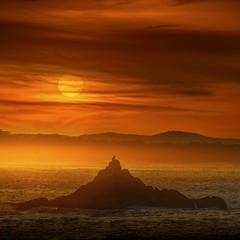 Ria de Arousa (Noel F.) Tags: sony a7r a7rii ii fe 100400 gm ria arousa sunrise mencer galiza galicia