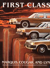 1982 Ford Mercury Marquis Cougar Lynx Wagons Lincoln-Mercury Page 1 USA Original Magazine Advertisement (Darren Marlow) Tags: 1 2 8 9 19 82 1982 f ford m mercury marquis c cougar l lynx w wagon car cool collectible collectors classic a automobile v vehicle u s us usa united states american america 80s