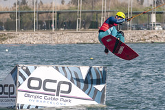 CFR1776 (Carlos F1) Tags: nikon d300 castelldefels ocp olimpiccablepark olimpic sport deporte water agua wakeboard wakeboarding wakesport wakeskate boardsport jump salto table surf surfing watersport fun outdoor barcelona spain acuático