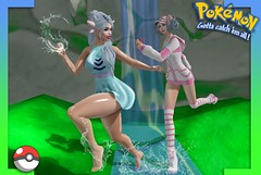 I wanna be the very best! (Felice Nightfire) Tags: pokemon cute fun bright