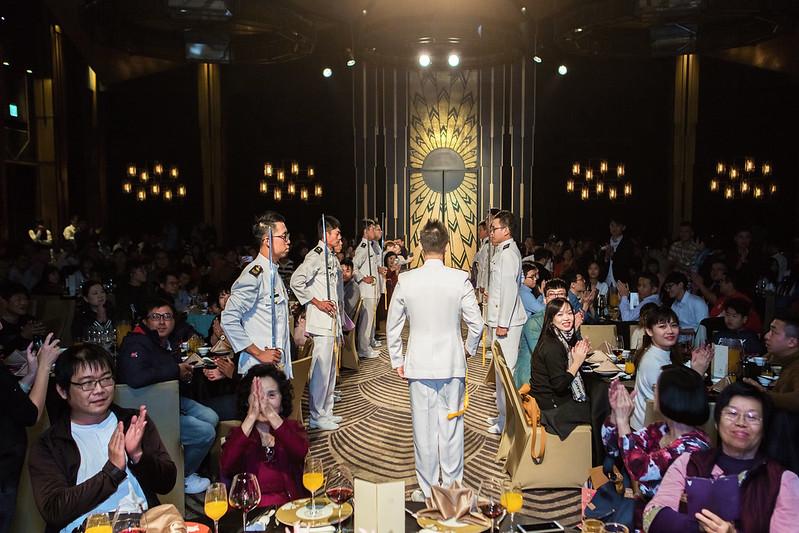 [婚禮攝影] 文瑞 & 雅若 晶綺盛宴 | 晚宴拍攝 | 婚禮紀錄