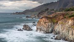 Rocky Points (Kirk Lougheed) Tags: bigsur california rockypoint usa unitedstates coast landscape ocean outdoor pacific pacificocean sea seascape shore shoreline water