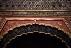 Tipu Sultan's summer palace, Srirangapatna (NovemberAlex) Tags: colour india karnataka architecture srirangapatna heritage