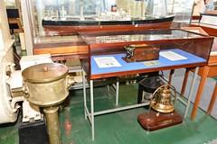 800_7694 (Lox Pix) Tags: hmascastlemaine warship destroyer ran navy guns shells portholes heritage australia memorabilia melbourne victoria williamstown museum loxpix loxwerx ship l0xpix