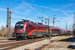 München-Ost, 17.03.2019 (Jens_Bolduan) Tags: 1116205 formsignal münchenost railjet öbb