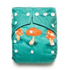 KaWaii Baby One Size Bamboo Charcoal Cloth Diaper Secret Talk (kawaiibabydiapers) Tags: baby cloth diapers online