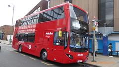 P1150144 VMH2545 LF68 PXX at Uxbridge Station Bakers Road Uxbridge London (LJ61 GXN (was LK60 HPJ)) Tags: metroline volvob5lhybrid mcv evoseti mcvevoseti 105m 10490mm vmh2545 lf68pxx nb923