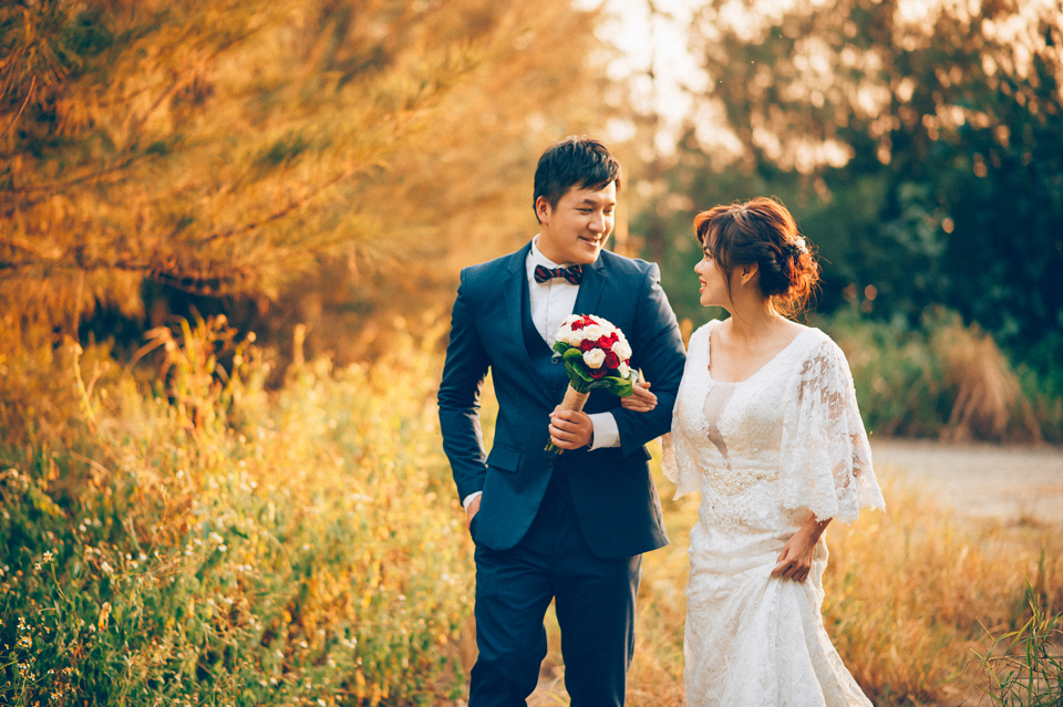 台南自助婚紗 屬於我們的隨性輕婚紗 023