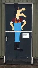 Closed (De Rode Olifant) Tags: schiermonnikoog marjansmeijsters closed