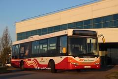 Bus Eireann SL23 (09C240). (Fred Dean Jnr) Tags: buseireannroute223x scania omnilink sl23 09c240 depuy synthes loughbeg ringaskiddy cork march2019 bus buseireann ck230ub