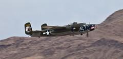 IMG_0112-WM (uaz28ss01) Tags: b25 mitchell nellis bomber las vegas nevada aviation nation airshow wwii greatestgeneration avgeek