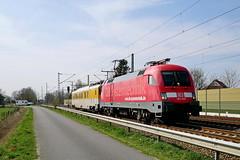 P1790439 (Lumixfan68) Tags: eisenbahn züge loks baureihe 182 siemens eurosprinter taurus db deutsche bahn systemtechnik messzüge elektroloks drehstromloks
