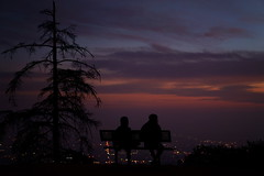 Dusk (ravenliu2333) Tags: california losangeles sony sonya7m2 zeiss 55mm people dusk darklight streetphotography