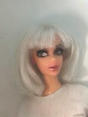 Tnt (boydolly) Tags: tnt barbie doll reroot repaint rebody eyelashes