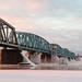 Railway bridge Tornio - Haparanda