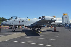 80-0151 (LAXSPOTTER97) Tags: usaf united states air force 800151 fairchild a10c thunderbolt ii cn a100501 355th 355thfw 357thfs 357th fighter wing squadron dragons museum flight jet blast bash 2018
