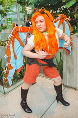 375 (Fearless Photoworks) Tags: charizard eccc eccc2017 emeraldcitycomiccon emeraldcitycomiccon2017 gijinka pokemon pokémon seattle wa washington comiccon cosplay costume costumeplay fandom popculture spring eccc2017day4