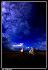 Alignements de LAGATJAR..... (faurejm29) Tags: faurejm29 canon sigma sky nature nuages paysage ciel campagne