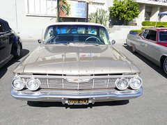 1961 Chevy Impala (bballchico) Tags: 1961 chevrolet impala 4door grandnationalroadstershow carshow fathersontimtimjr