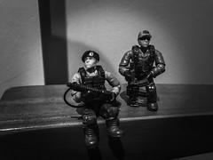 More coming (The Spar7an) Tags: minifigs callofduty military toys actionfigures megablocks megaconstrux
