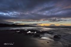 Punalu'u Sunrise_27A9010 (Alfred J. Lockwood Photography) Tags: alfredjlockwood nature seascape landscape sunrise dawn twilight punaluublacksandbeach pacificocean sea serene clouds sky bigisland hawaii winter morning