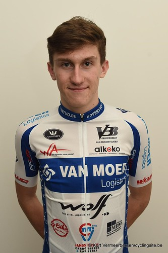 Van Moer Logistics Cycling Team (101)