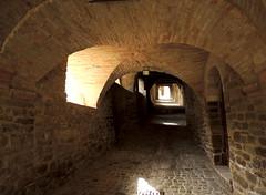 Serra San Quirico - 3 (antonella galardi) Tags: marche ancona serrasanquirico goladellarossa 2013 frasassi
