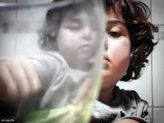 kid (mario freda) Tags: kid child children portrait perspective