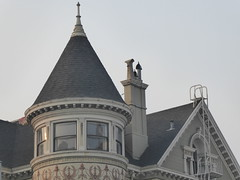San Francisco, CA Western Addition house (army.arch) Tags: sanfrancisco california ca victorian victorians house turret tower