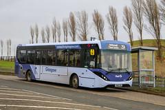 44679 YW68OWA First Glasgow (busmanscotland) Tags: 44679 yw68owa first glasgow yw68 owa ad adl alexander dennis e20d enviro200 mmc enviro 200