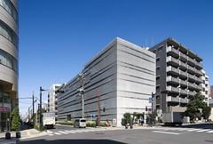 Yoshida Printing Headquarters, Kazuyo Sejima (davidaewen) Tags: architecture tokyo japan yoshida printing headquarters kazuyo sejima sanaa