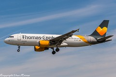 Thomas Cook Airlines EC-MTJ (A) (U. Heinze) Tags: aircraft airlines airways airplane planespotting plane flugzeug haj hannoverlangenhagenairporthaj eddv nikon d610 nikon28300mm