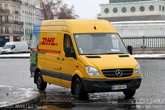 DHL | Mercedes Sprinter (spottingweb) Tags: spotting spotted spotter spottingweb véhicule vehicle france auto automobile van fourgon camion camionnette fourgonnette utilitaire livraison livreur commande courrier colis transporteur transport package packaging enveloppe carton express expressiste expédition delivery delivering parcel distribution packet deliver post dhl mercedes mercedesbenz sprinter