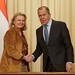 Aussenministerin Kneissl auf Arbeitsbesuch in Moskau