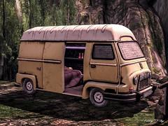NTD - Madame Vava Room's Van (Tonny Rey) Tags: nevertotallydead forniture blog