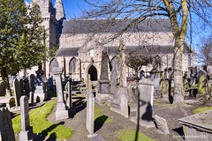 St Machars Cathedral - Old Aberdeen Scotland - 15th March 2019 (DanoAberdeen) Tags: cemetery grave saintmachar stmachars oldaberdeen 2019 candid amateur aberdeen aberdeenscotland abdn abz aberdeenshire aberdeencity aberdeenuniversity aberdeenunionstreet universityofaberdeen cathedral danoaberdeen danophotoggraphy cemetary cementerio ancient historicscotland historicenvironmentscotland danophotography oldtimer crypt secondlife goth christian christianity nikond750 grampian stmacharcathedral scotland museum graveyard 1800s 1900s victorian weathered scotch saintmachars outdoors uk gb ecosse escotia chanonry stcolumba clergy chaplain alumni graduation campus oilthighobardheathain scottish tomb history