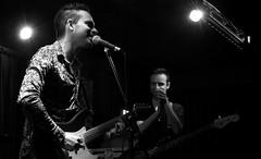 Blues (fotomie2009) Tags: musica dany franchi blues 2 two due music live raindogs house guitarist guitarman guitar monochrome monocromo bw bn performance singer concert onstage michael tabarroni bass
