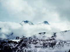 Vers Andey (95Enola) Tags: montagne france hautesavoie andey mountains snow hiver neige