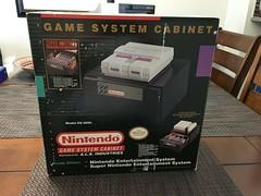 Super Nintendo Game System Cabinet ES-3000 ALS_01 (gamescanner) Tags: super nintendo game system cabinet es3000 als industries model storage case snes nes official licensed product