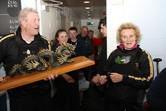 Results and Awards (Dark Dwarf) Tags: dragon boat dragonboat race racing northern winter challenge 2019 amathus liverpool results awards trophy