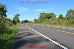 BR 158 - SANTANA DO LIVRAMENTO (isaque_almeida...........registrando momentos) Tags: estrada verde natureza caminhao nuvem azul ceu brasil horizonte
