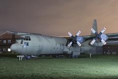 Lockheed Martin C-130K Hercules C3 (Matt Sudol) Tags: lockheed martin c130k hercules c3 royal air force raf museum cosford nightshoot thresholdaero