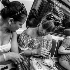 DRP160628_0221h (dmitryzhkov) Tags: phone phonephotography mobile urban city everyday public place outdoor life human social stranger documentary photojournalism candid street dmitryryzhkov moscow russia streetphotography people man mankind humanity bw blackandwhite monochrome cell