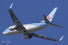 Boeing 737-7K5 – TUI Fly Belgium – OO-JOS – Brussels Airport (BRU EBBR) – 2019 03 29 – Go-around RWY 25L – 02 – Copyright © 2019 Ivan Coninx (Ivan Coninx Photography) Tags: ivanconinx ivanconinxphotography photography aviationphotography boeing boeing737 boeing737700 boeing7377k5 737 b737 737700 7377k5 jetairfly tui tuiflybelgium oojos aurora brusselsairport bru ebbr goaround missedapproach