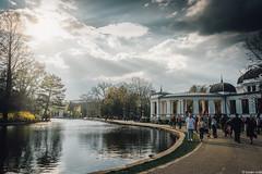 Central Park (Cluj-Napoca) (Lucian Nuță) Tags: cluj napoca clujnapoca landscape nikon d500 central park lake clouds romania transilvania